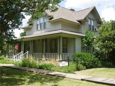 409 Hubbard Street, Streetman, TX 75859 - #: 13867226