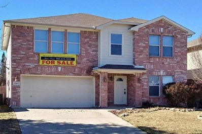 13817 Canyon Ranch Road, Fort Worth, TX 76262 - #: 13883465