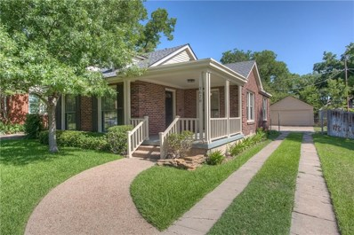 3628 Bellaire Drive, Fort Worth, TX 76109 - #: 13884255