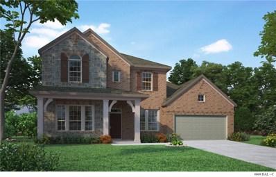 2907 Newsom Ridge Drive, Mansfield, TX 76063 - #: 13891777
