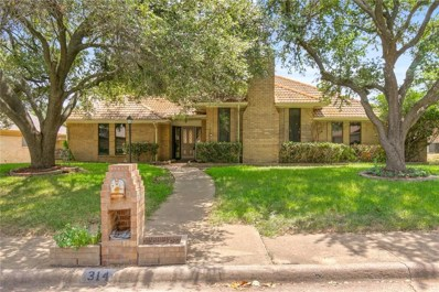 314 Cardinal Creek Drive, Duncanville, TX 75137 - #: 13893022