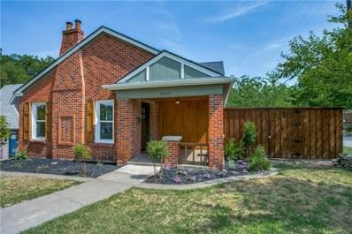 3401 Gibsondell Avenue, Dallas, TX 75211 - #: 13899598