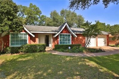 1024 Richland Drive, Abilene, TX 79603 - #: 13909786
