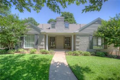 3518 Westcliff Road, Fort Worth, TX 76109 - #: 13910816
