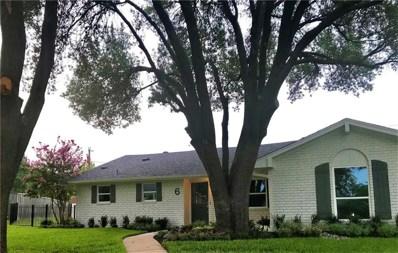 6 Bush Circle, Allen, TX 75013 - #: 13919420