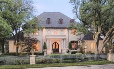 6507 Lakehurst, Dallas, TX 75230 - #: 13920767