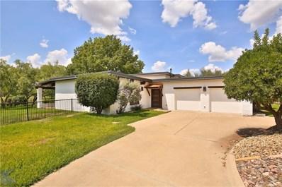 18 Fairway Oaks Boulevard, Abilene, TX 79606 - #: 13927794