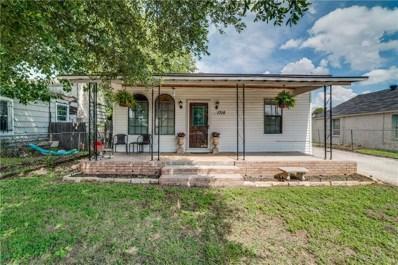 1715 E Harvey Avenue E, Fort Worth, TX 76104 - #: 13930469