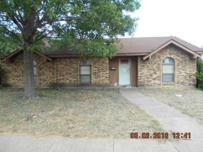 3101 Pinewood Drive, Garland, TX 75044 - #: 13932111