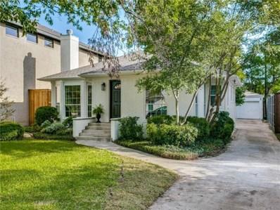 4512 W Amherst Avenue W, Dallas, TX 75209 - #: 13934522