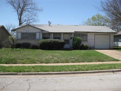 1516 Grayfox Place, Wichita Falls, TX 76306 - #: 13942518
