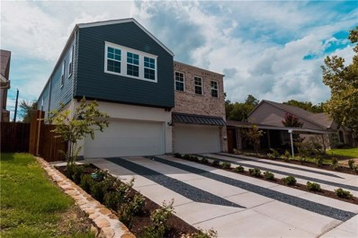 3813 Byers Avenue, Fort Worth, TX 76107 - #: 13956984