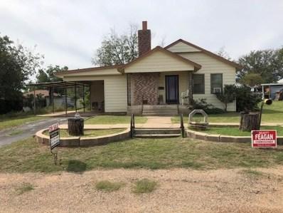 207 N Walton Street, Roby, TX 79543 - #: 13957476
