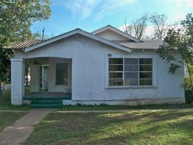 301 W 10th Street, Coleman, TX 76834 - #: 13960517