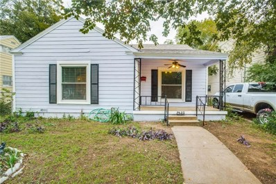 2521 Dalford Street, Fort Worth, TX 76111 - #: 13968994