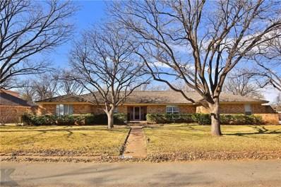 1462 Richland Drive, Abilene, TX 79603 - #: 13969725