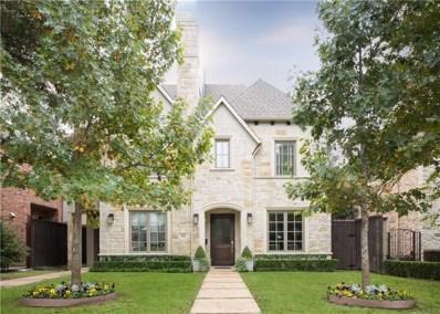 3441 Normandy Avenue UNIT B, University Park, TX 75205 - #: 13969914