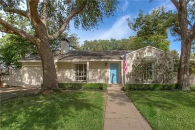 3508 Dorothy Lane, Fort Worth, TX 76107 - #: 13971122