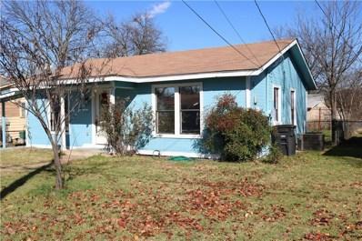 1222 N Douglas Avenue, Cleburne, TX 76033 - #: 13971209