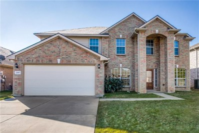 2107 Matagorda Lane, Grand Prairie, TX 75052 - #: 13975164