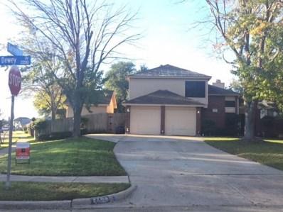 2208 Dewey Drive, Arlington, TX 76018 - #: 13976788