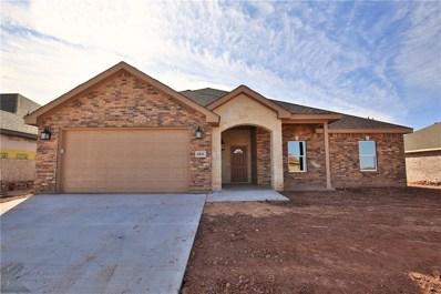 6841 Inverness Street, Abilene, TX 79606 - #: 13977552