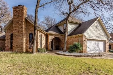 1032 W Winding Creek Drive, Grapevine, TX 76051 - #: 13980973