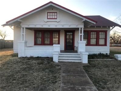 172 Hill Street, Moran, TX 76464 - #: 13981922