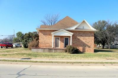 401 N Avenue E, Haskell, TX 79521 - #: 13982772