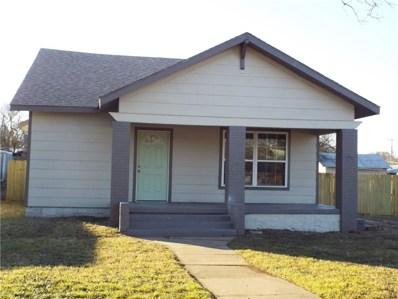207 S Madera Street, Eastland, TX 76448 - #: 13985509