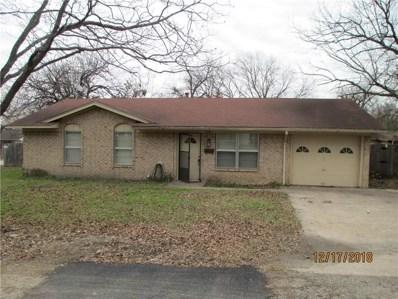 1201 S Clay Street, Kaufman, TX 75142 - #: 13990321