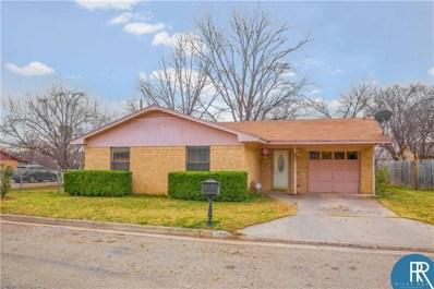 109 Bevrodon Street, Early, TX 76802 - #: 13990959