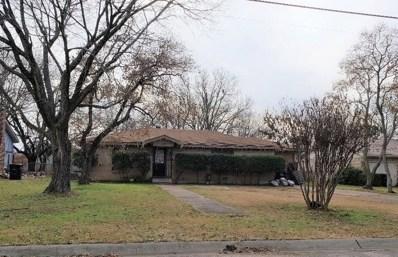 1109 Chester Street, Cleburne, TX 76033 - #: 13991247