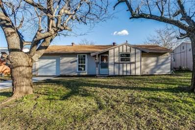 805 Southridge Drive, Burleson, TX 76028 - #: 13992408