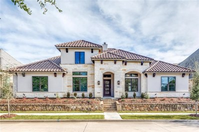 5805 Settlement Way, McKinney, TX 75070 - #: 13996321