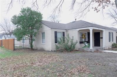 2712 Mission Street, Fort Worth, TX 76109 - #: 14001519