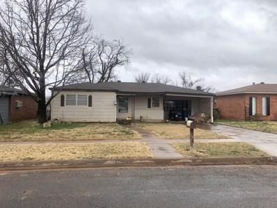804 E Johnston Street, Rotan, TX 79546 - #: 14001658