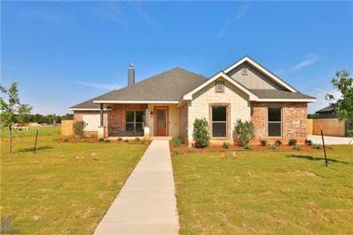 2417 Savanah Oaks Bend, Abilene, TX 79602 - #: 14003461