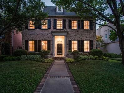 3517 Potomac Avenue, Highland Park, TX 75205 - #: 14005886