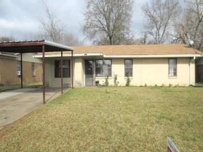 1425 Crestview Drive, Kaufman, TX 75142 - #: 14006108