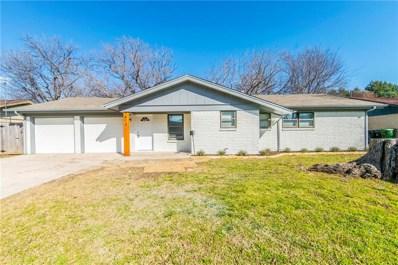 7413 Deaver Drive, North Richland Hills, TX 76180 - #: 14015137