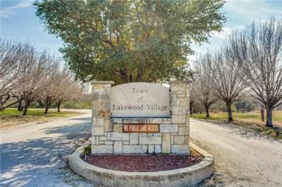 755 Carrie Lane, Lakewood Village, TX 75068 - #: 14016665