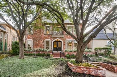 4 Glenshire Court, Dallas, TX 75225 - #: 14024146