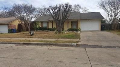 4814 Cloverdale Lane, Garland, TX 75043 - #: 14024775