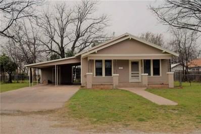 1104 S Walnut Street, Brady, TX 76825 - #: 14026942
