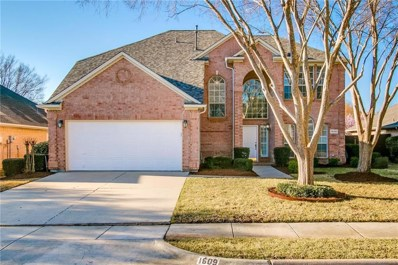 1609 Crabapple Lane, Flower Mound, TX 75028 - #: 14029116