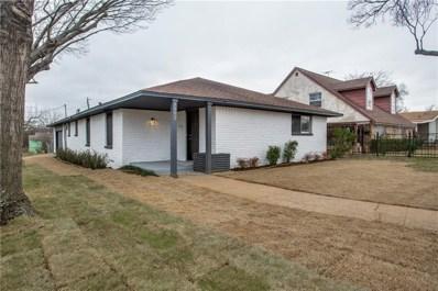 1602 Lebanon Avenue, Dallas, TX 75208 - #: 14031545