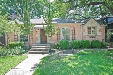6108 Penrose Avenue, Dallas, TX 75214 - #: 14034224