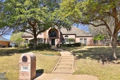 2102 Westminster Drive, Abilene, TX 79602 - #: 14038351