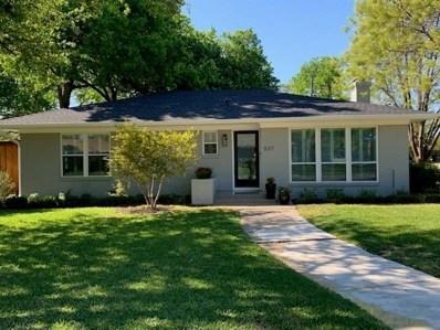 537 Greenleaf Drive, Richardson, TX 75080 - #: 14070920